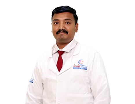 Dr. Keerthi Kiran Moka
