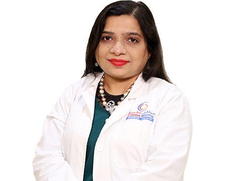 Dr. Shweta Keyur Thakkar